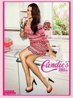 <strong>Lea</strong> <strong>Michele</strong> of 'Glee' to star in Kohl's Candie's campaign