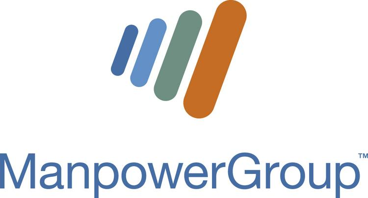 ManpowerGroup posted lower fourth-quarter earnings and revenue.