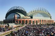 Miller Park's roof was closed for 39 of 81 home games last season, and on average was closed for 34 games over the past 11 seasons.