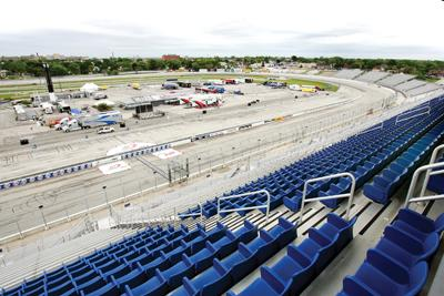 Milwaukee IndyFest will be held June 15-16 at the Milwaukee Mile race track in West Allis.