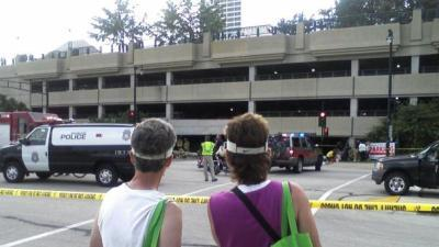 Milwaukee County may hire Whyte, Hirschboeck Dudek SC to pursue claims over the O'Donnell Park parking structure exterior wall panel collapse in 2010.