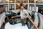 Peterman retires as Grand Avenue manager