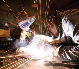 The Labor Department funds will provide training for participants to gain employment in entry-level carpentry and welding occupations.