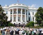 Slideshow: Super Bowl champion Packers visit White House