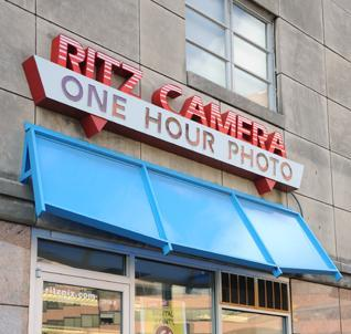 Ritz Camera is shutting its last 137 stores, including its only Milwaukee-area location at Bayshore Town Center.