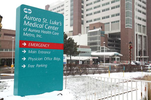 Aurora Health Care, which owns St. Luke's Medical Center in Milwaukee, posted an 8 percent decrease in commercial payments in 2011.