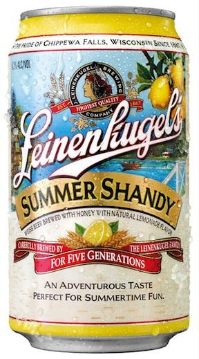 Tenth and Blake Beer Co. brewers recommend Leinenkugel's Summer Shandy to wash down grilled shrimp tacos.
