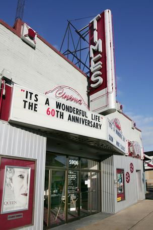 The Times Cinema in a 2006 file photo