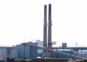 Steam from We Energies Menomonee Valley power plant serves 400 customers in downtown Milwaukee.