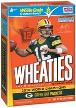 Packers' Rodgers, <strong>Matthews</strong> make Wheaties boxes