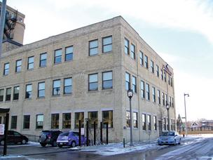 Developers spent about $3 million converting the building at 1037 W. McKinley Ave. into office space.