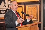 """""""You can't have a high-speed train when it goes 30 miles per hour.""""Tommy Thompson, answering a question at a Milwaukee Press Club event in JanuaryStory: Thompson contends Business Journal rail story inaccurate"""
