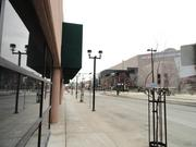 Centercourt Pub & Grille is across the street from the BMO Harris Bradley Center.