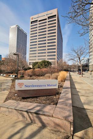 Northwestern Mutual's downtown campus