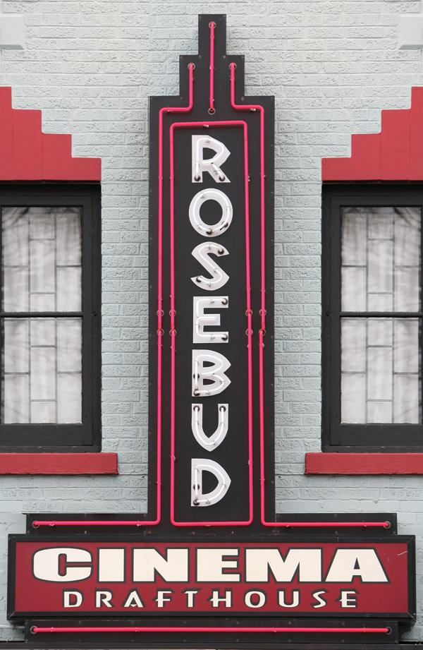 The Rosebud, which opened as the Tosa Theatre in 1931 at 6823 W. North Ave.