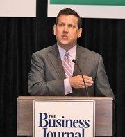 Schlifske spoke at The Business Journal's Power Breakfast in March 2012.