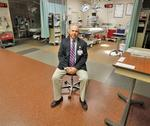 Military service changes surgeon's approach