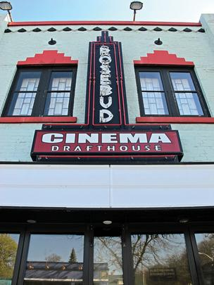 The Rosebud Cinema Drafthouse is among four properties involved in a bank lawsuit.