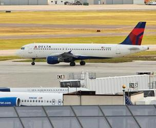 Delta is one of the biggest carriers at General Mitchell International Airport in Milwaukee.