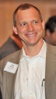 Matt Prince, of Riley Construction Co.