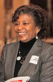 Joan Johnson of the Milwaukee Public Library