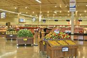 Interior of a Meijer Marketplace store