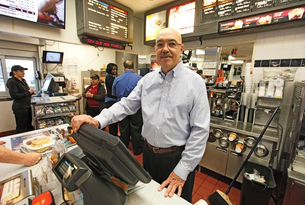 Golden Opportunity McDonald S Franchisee Brings Commitment