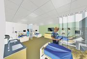 Simulation labs give nursing students experience in high-risk situations.