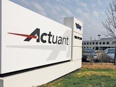 Actuant Corp. is based in Menomonee Falls.