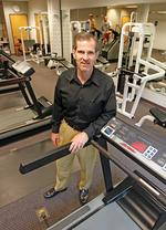 Workouts start early for Brookdale exec