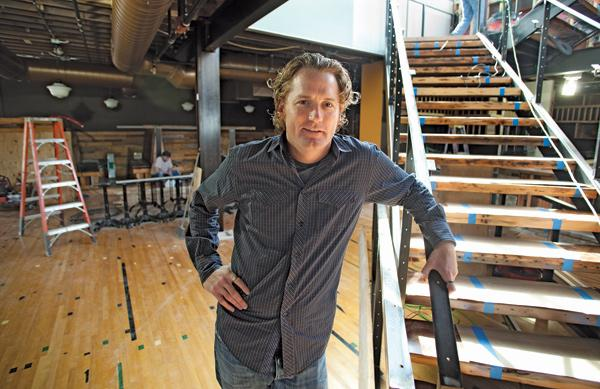 """Mike Eitel... """"Milwaukee was a very forgiving place for upstart independents, and I think it still is."""""""