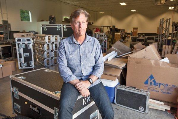 "Jason Klagstad...""Musicians don't understand me because I'm a businessman. Businessmen think I'm a musician."""