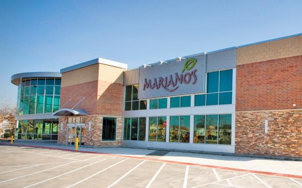 The newest Mariano's Fresh Market opened in Harwood Heights, Ill., in April.