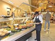 The deli and hot bar, including Roundy's homemade pot pies, have been a hit with Mariano's shoppers.   -----------Roundy's Inc.Headquarters: MilwaukeeChairman and chief executive officer: Bob MarianoStores: 160 — 93 Pick 'n Saves, 29 Rainbow Foods, 25 Copps, 10 Mariano's Fresh Markets and three Metro MarketsEmployees: More than 19,000, including 13,500 in Wisconsin