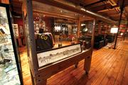 The Bucyrus museum features three floors of exhibits covering 18,000 square feet.