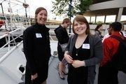 Jenna Dubrick and Rachel Lewenauer of Robert W. Baird & Co. Inc.