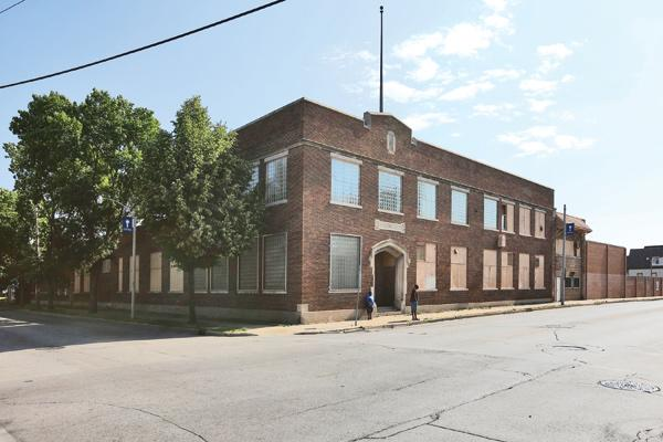 """Redeveloping vacant industrial buildings in Milwaukee's 30th Street industrial corridor is one goal of the """"Transform Milwaukee"""" initiative."""