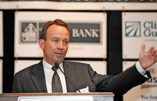 """Phil Flynn...""""We are very actively engaged in lending everywhere in our footprint."""""""