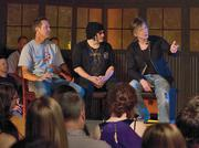 The Goo Goo Dolls performed for GMR Marketing employees and clients July 8.