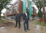 Nonprofit work helps architectural firm grow