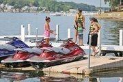 ... and watercraft rentals on Delavan Lake.