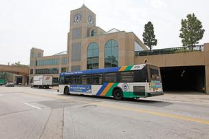Milwaukee Transit Center