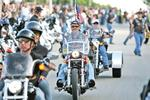 No surprises at Harley 110th Anniversary