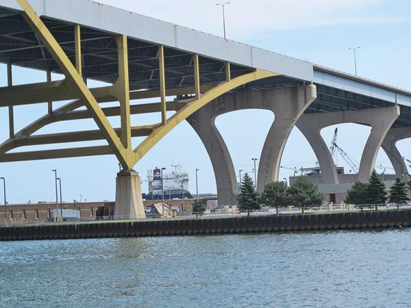 The Wisconsin Department of Transportation will begin construction work on the Hoan Bridge this fall.