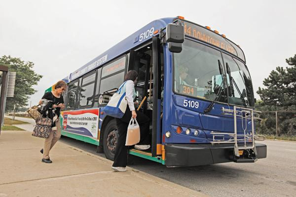 More transit cuts could create travel havoc for area workers, students and seniors.