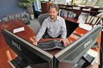 At Brookfield tech firm, seeing is believing