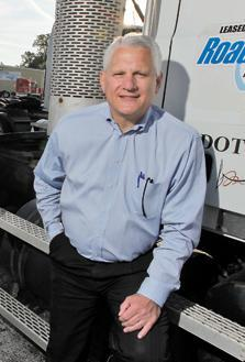 Mark DiBlasi, of Roadrunner Transportation Systems. The company has purchased a Phoenix company, part of a recent string of acquisitions.