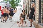 Finding the right partner: Wedding dress shop to share space with George <strong>Watts</strong>