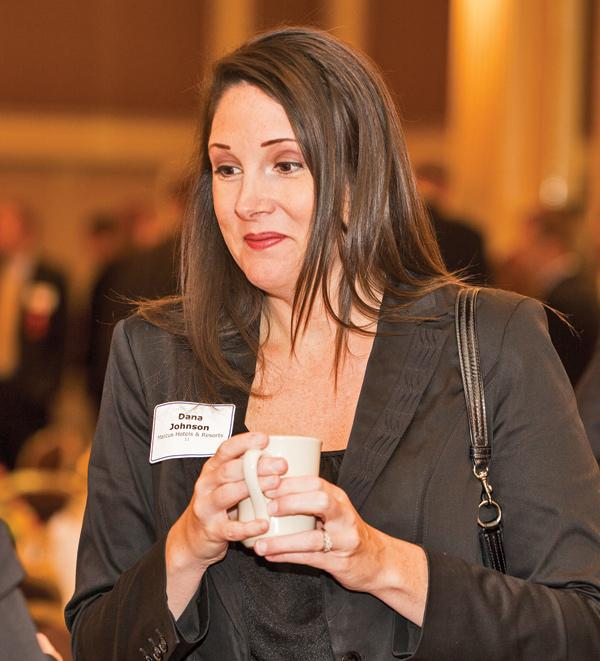 Dana Johnson of Marcus Hotels & Resorts