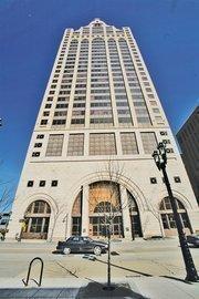 100 East Wisconsin2013 assessment: $71.6 million2012 assessment: $72.95 million